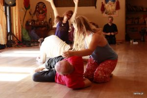 Body, Breath and Sound – The Dancing Voice