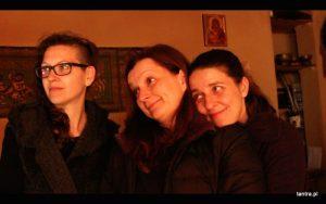 Réunion du cercle des femmes «Création Féminine», avril 2018, Nowa Morawa, Pologne