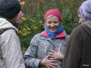 """Warsztat tantryczno-szamański """"Wędrówka Zakochanych"""", październik 2018, Nowa Morawa"""